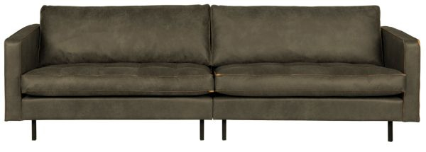 Sofa Rodeo Classic in army von BePureHome