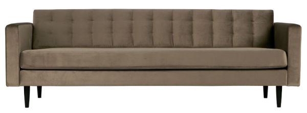 Sofa Livia in olivgold von WOOOD