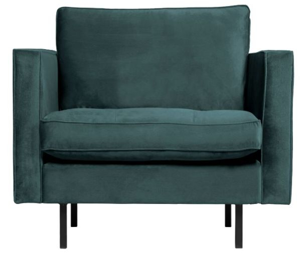 Sessel Rodeo Classic in teal von BePureHome