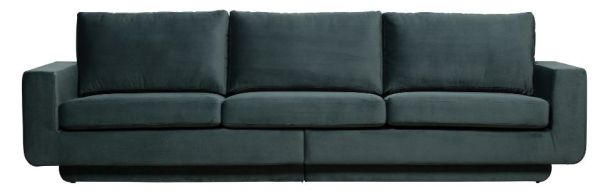 Sofa Fame in teal von BePureHome